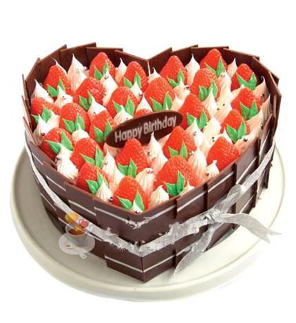 水果蛋糕/莓飞色舞_麦可蛋糕网